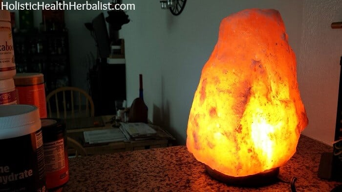 Ionic Salt Lamps Do They Work : The Benefits of Himalayan Salt Lamps - Holistic Health Herbalist