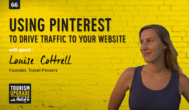 Using Pinterest to Drive Traffic to Your Tourism Website