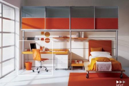 kids room shelves