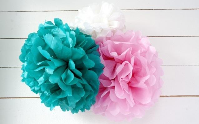 すべての折り紙 折り紙で作るコースター : お花紙でお花を作る。花びらの ...