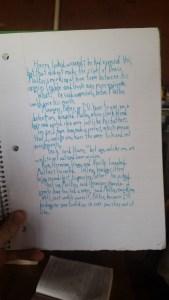 handwriting copywork