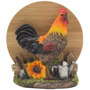 Crowing Coasters