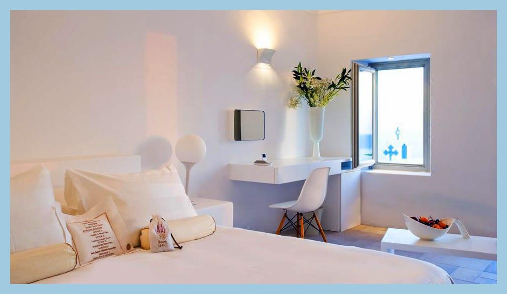 greek island style home decor trend home design and decor