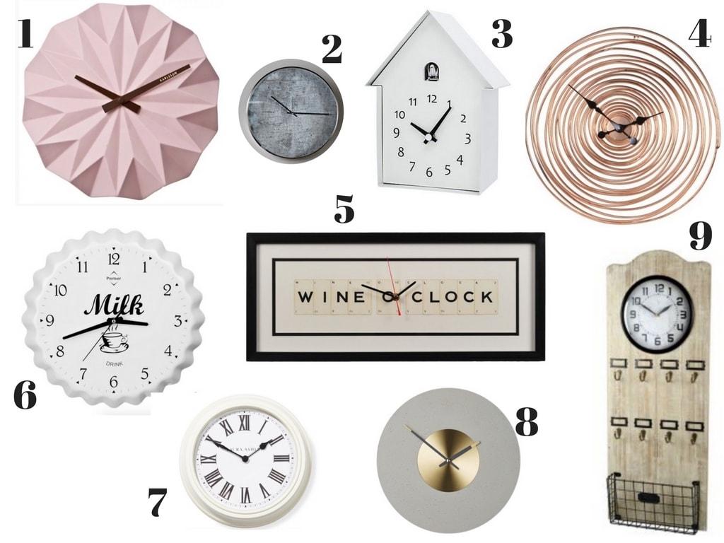 Fullsize Of Unique Wall Clocks
