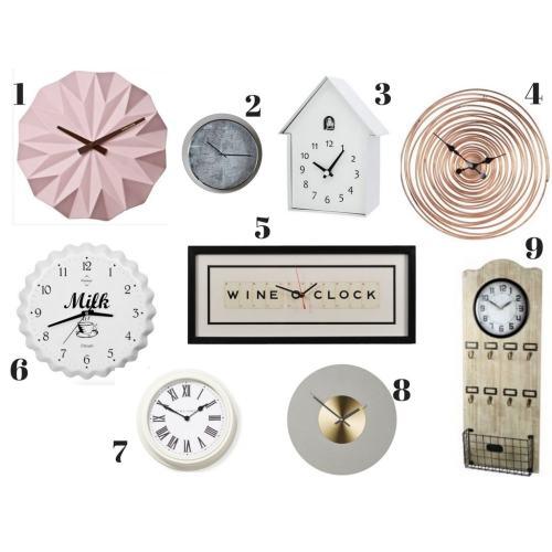 Medium Crop Of Unique Wall Clocks