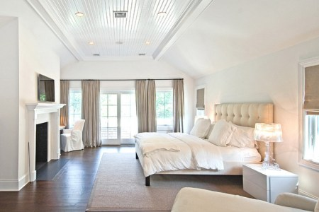 master bedroom. white bedroom. hamptons style interiors. bedroom. masterbedroom bedroom eb designs