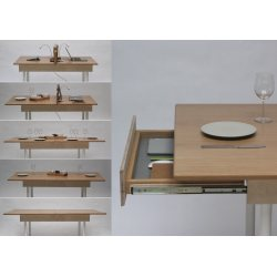 Small Crop Of Kitchen Workstation Table