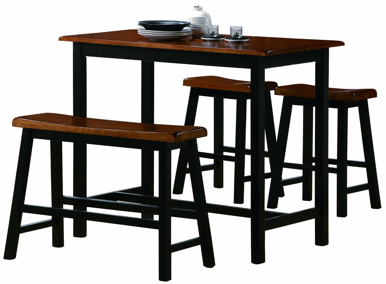 high top dining table set high top kitchen table Tall Kitchen Table Sets Tall Kitchen Table Home Decorator Shop