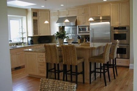 transitional style of kitchen for 2016 interior designing trends
