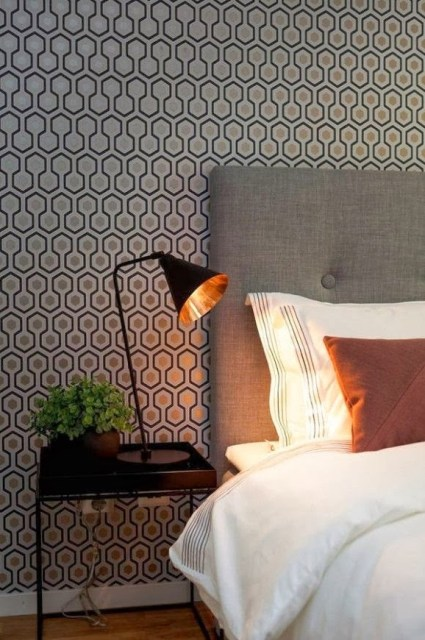 Modern Geometric Wallpaper Patterns