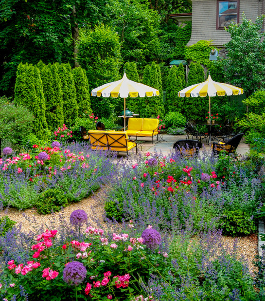 Home Design Ideas Decorating Gardening: Beautiful Backyards, Garden Ideas