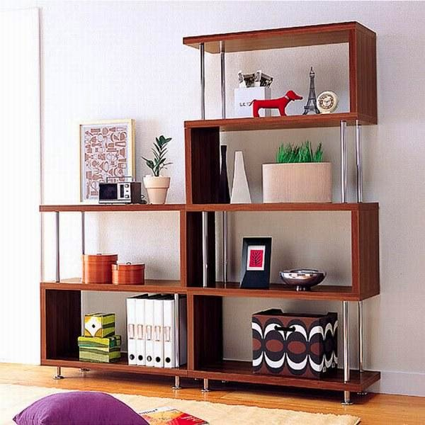Styling Open Shelves