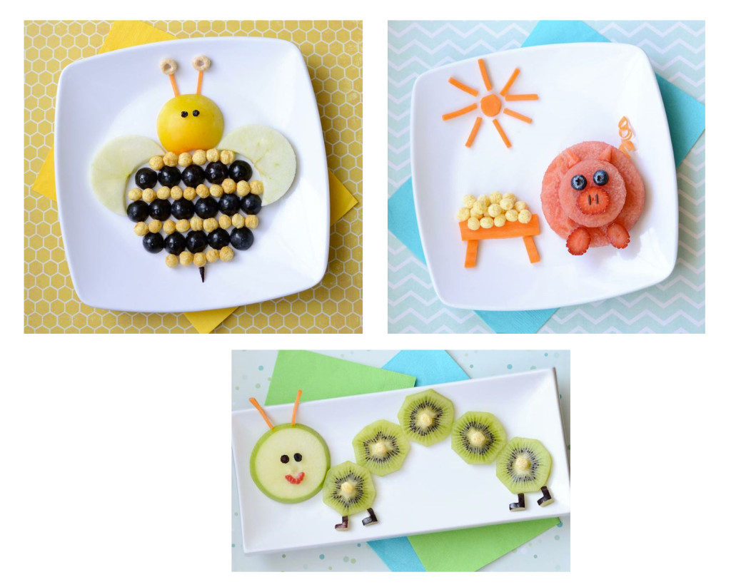 Food Art For Kids