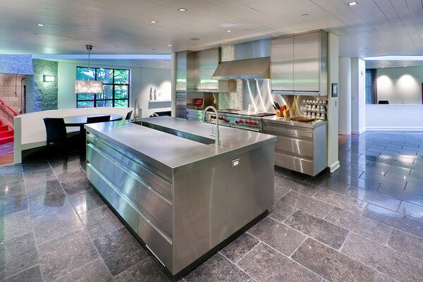 Http Www Homeflooringpros Com Blog Guides 30 Kitchen Floor Tile Ideas