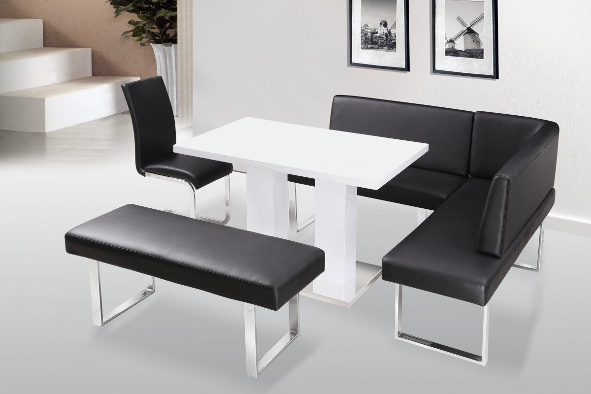 White Kitchen Table With Bench ▻ kitchen table : adaptability white kitchen table how to paint