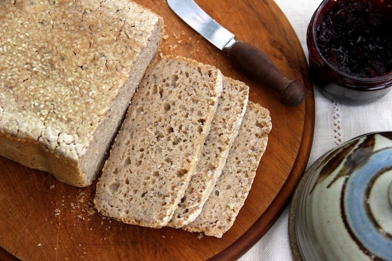 Nicola's No-Knead Sourdough Bread | Homegrown Kitchen
