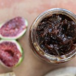 SLOW-COOKED FIG & LEMON JAM