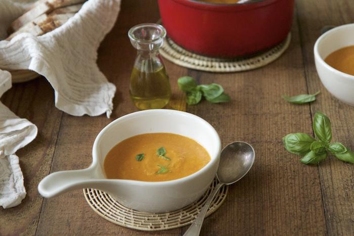 Tomato & Cashew Soup | HOMEGROWN KITCHEN