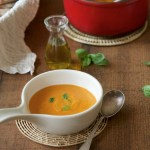 ROASTED TOMATO & CASHEW SOUP