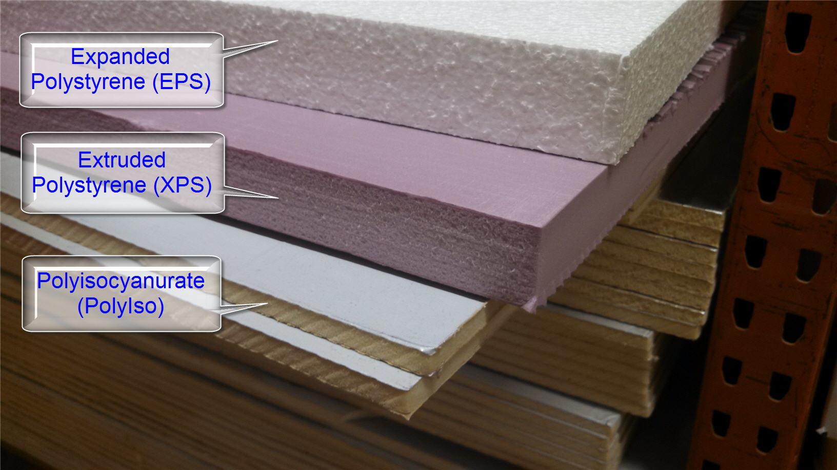 Insulation home in the earth for Concrete foam insulation