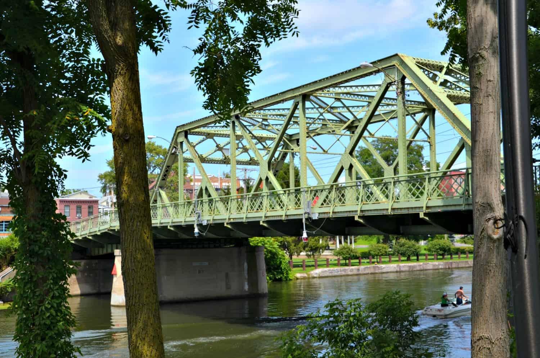 Seneca Falls George Bailey 39 S It 39 S A Wonderful Life Bridge