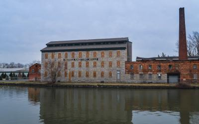 Seneca Knitting Mill, Seneca Falls NY
