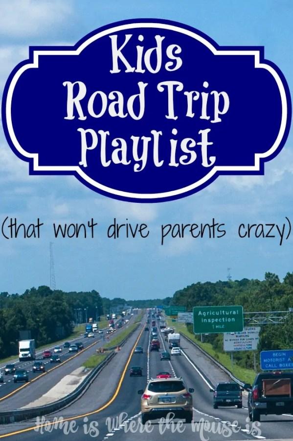 Kids Road Trip Playlist