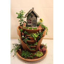 Small Crop Of Diy Mini Garden Ideas
