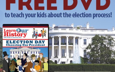 The Lazy Mom's Way to Teach About Elections : FREE DVD