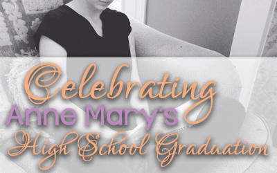 Anne Mary Russell, Graduation Date: May 2016