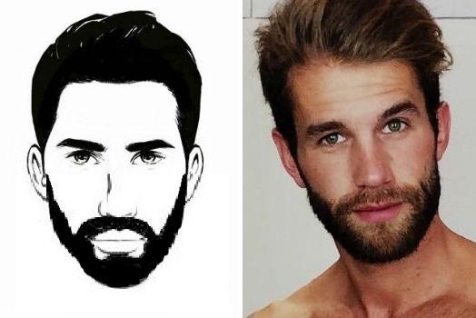 Homem No Espelho - Estilos de barbas12