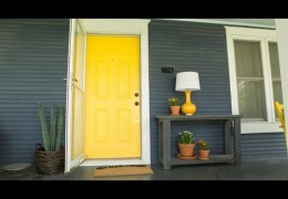 Affordable DIY Front Entry Decor Ideas