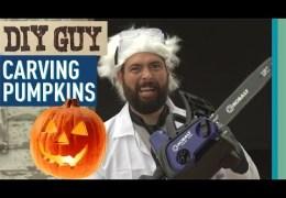 How to Carve Pumpkins