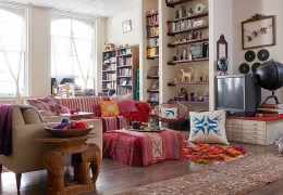 SoHo Artists' Eclectic Loft
