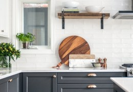 Two-Toned Kitchen Renovation