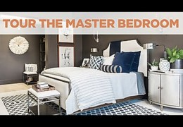 Master Bedroom Designed for Deep Relaxation