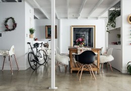Spacious Photographer's Two-Story Loft
