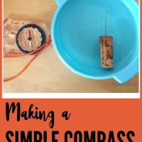Making a Simple Compass - Learning about the Earth's Magnetism