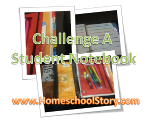Challenge A Student Notebook