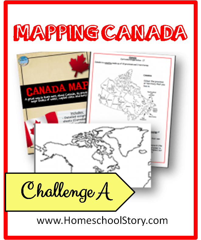 Challenge A - Canada Maps