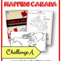 mapping canada graphic
