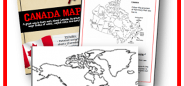 Challenge A – Canada Maps