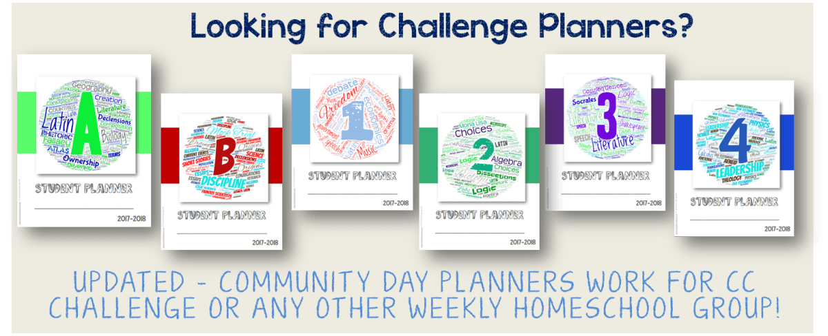 Student Planners for CC Families