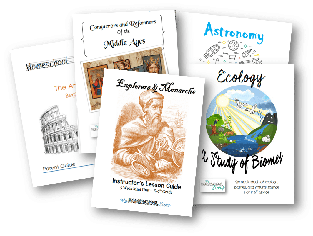 Lesson Guides & Curriculum