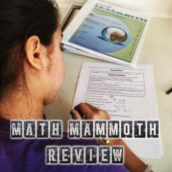Taking a Look at Math Mammoth - A REVIEW