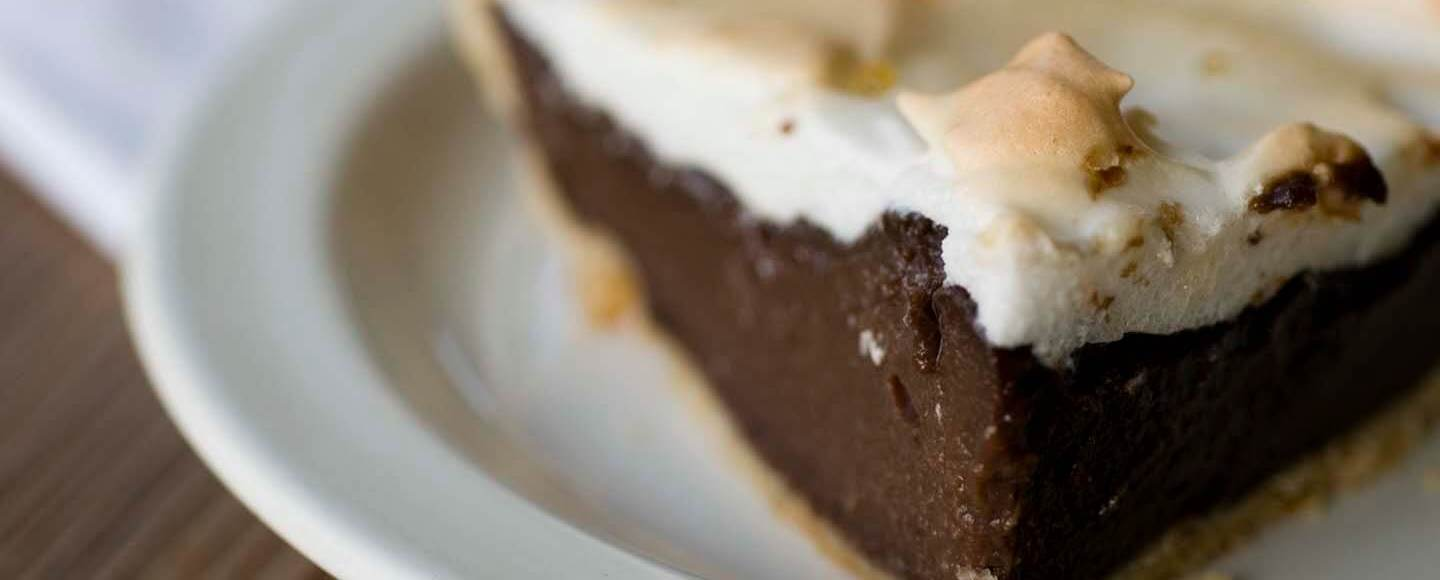 Grandma's chocolate pie | Homesick Texan