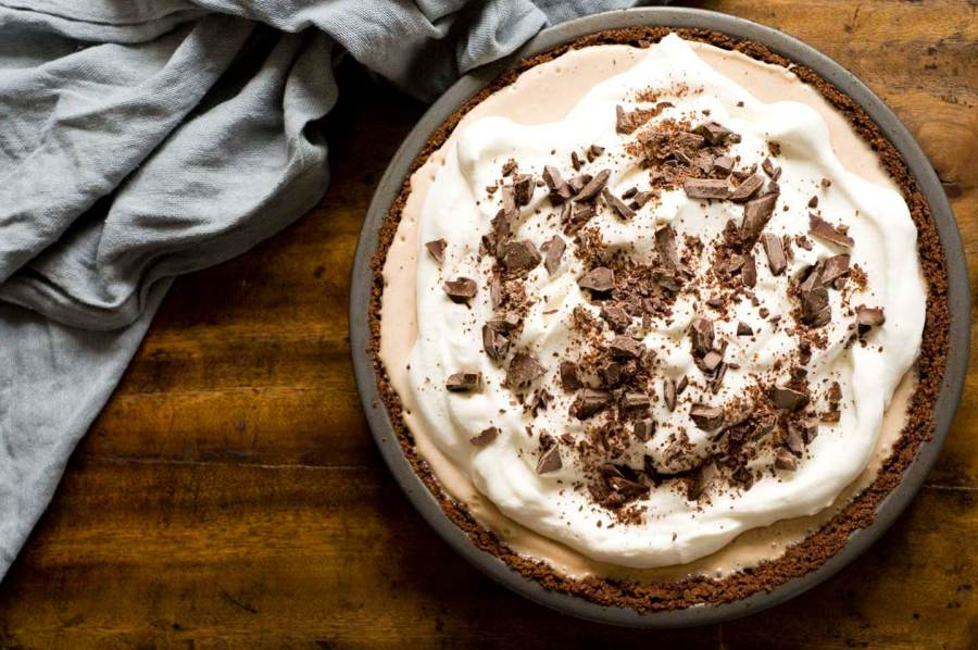 Mexican coffee ice cream pie | Homesick Texan