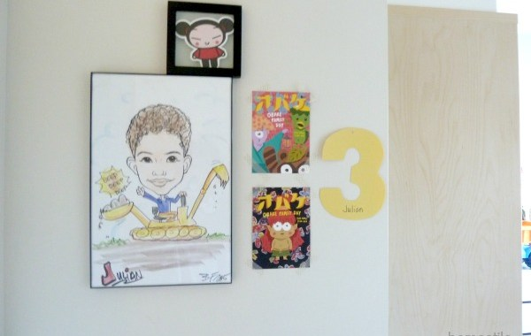 Kid's Gallery Walls