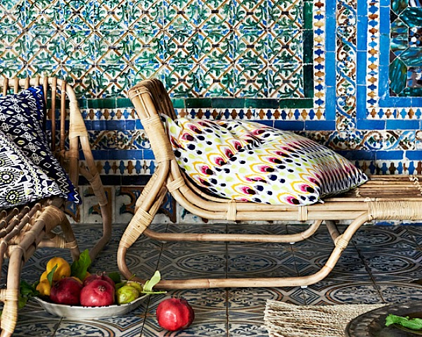 home trends bohemian home ikea jassa collection
