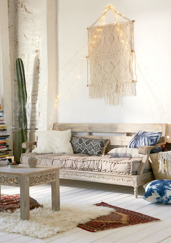 home trends bohemian home urban outfitters
